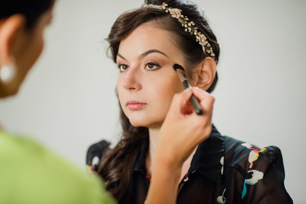 Machiaj De Mireasa Amalia Draghici Make Up Mireasa